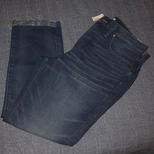 Madewell jeans -sz 32 NWT